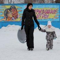 Дуэт :: Дмитрий Арсеньев