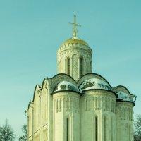 Дмитриевский собор. :: Андрей Зайцев