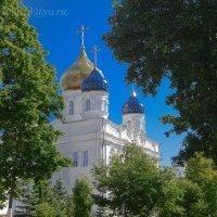 Параскево-Вознесенский женский монастырь. :: Андрей Ванин