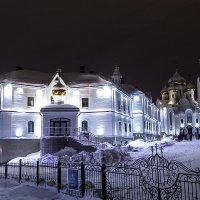 Служба на рождество в Нефтеюганске :: Олег Бондаренко