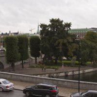 Виды Стокгольма-4 :: Александр Рябчиков