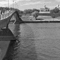 Горбатый мост. Новгрод :: Наталья