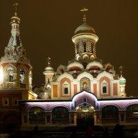 Храм Казанской Божией матери :: Алла Захарова