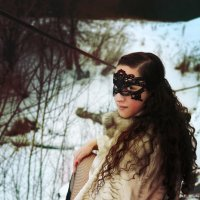 маска :: Анюта Плужникова