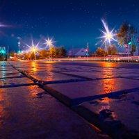Ночное шоссе :: Андрей Нагайцев