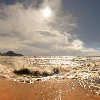 волны небесные,  волны морские :: viton