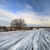 Зимняя дорога :: Сергей Михайлович