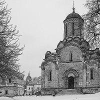 Спасо-Андроников монастырь :: Анастасия Смирнова