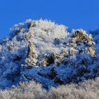 Зимнее утро в горах :: Николай Николенко