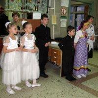 Приглашение на праздник Рождества юными воспитанниками воскресной школы. :: Мила Бовкун