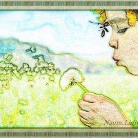 Летняя зарисовка на природе :: Лидия (naum.lidiya)