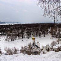 Зимние дали :: Олег Манаенков