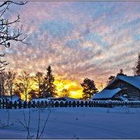 Солнце встает :: Иван Клещин