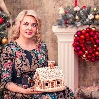 новый год :: Ольга Лихонина