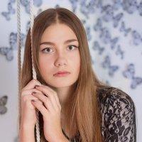 Girl Portrait :: Oleg Pienko