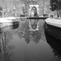 Зимнее зеркало :: M Marikfoto