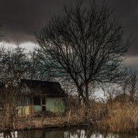 старенький домик :: Наталия Квас