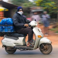 Самый распространенный вид транспорта. :: Алексей. Бордовский