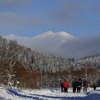 выше гор могут быть только горы :: Александр Потапов