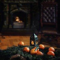 Гостинцы для Деда Мороза :: Ирина Приходько
