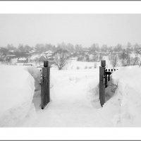 Ворота в Зиму :: Сергей Кузнецов