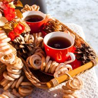 Мороз и солнце; День чудесный! :: Ксения Сидоренко