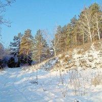 Зима на Иркуте :: alemigun