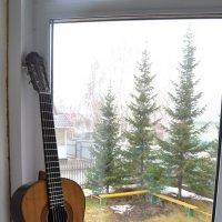 Вид из окна :: Олеся Нестеренко