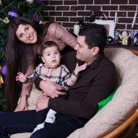 красивая семья) :: Анастасия Михалева