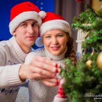 новый год :: Ольга Сократова