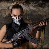 Опасная девушка :: John Afanasyev