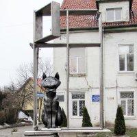 Главный кот г. Зеленоградска :: Людмила Жданова