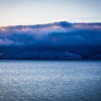 Закат на Байкале :: Марина