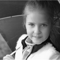 Под зонтом :: Виктория Юровских
