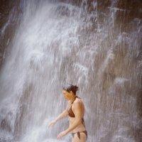 Природный душ :: Nina Streapan