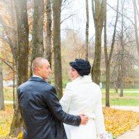 Осенняя свадьба :: Наталья Афанаскина