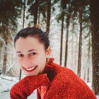 Ах,эта улыбка! :: Алина Белясова