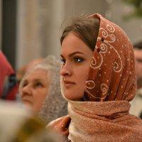 На Рождественской литургии :: Валерий Лазарев