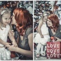— Мама, ты меня любишь? — Тебя и только! — Как сильно, скажи? — Вот столько! :: Ирина Малинина