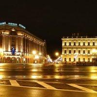 Исаакиевская площадь :: Владимир Гилясев
