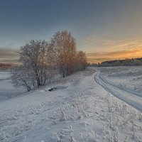 Зимняя дорога :: Андрей Иванов