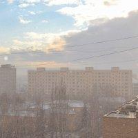 Вид из окна :: Тимур Низамутдинов