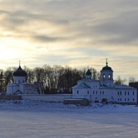 Мирожский монастырь :: Наталья Левина