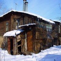 Город моего детства...(3) :: Лесо-Вед (Баранов)
