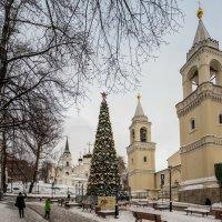 Уголок старой Москвы :: BluesMaker