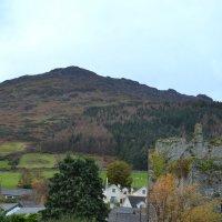 Горы и руины. :: zoja