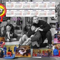 Календарь 2015 :: Евгений Мергалиев