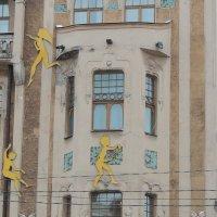 интересный фасад... :: Евгения Чередниченко