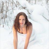 Зимние, лесные фантазии :: Сергей Винтовкин