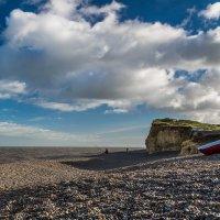 Англия. Cromer , Norfolk пляж. :: Aleksandr Papkov